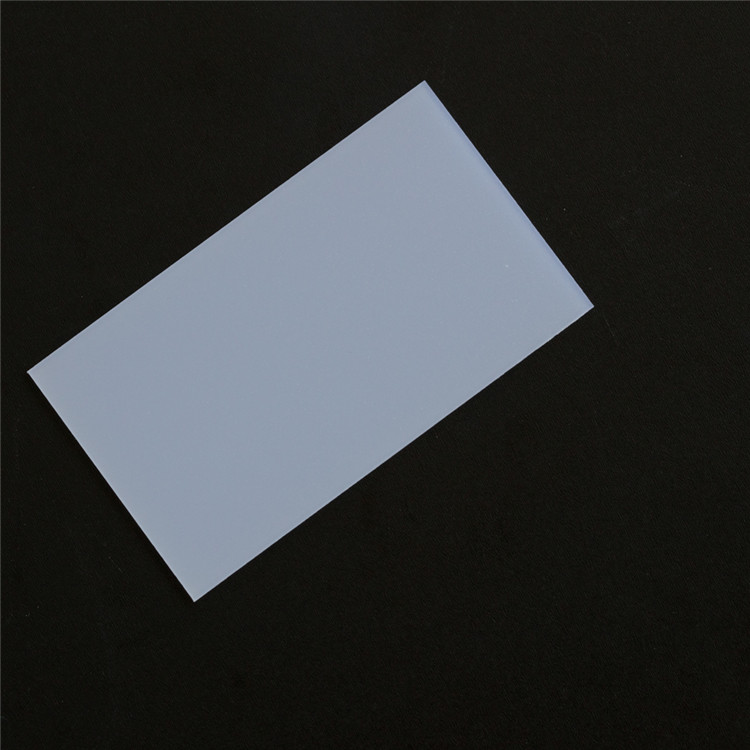Bayer Feuille De Polycarbonate En Plastique De Diffusion de Lumière pour la lumière De Panneau et lumière Vers Le Bas