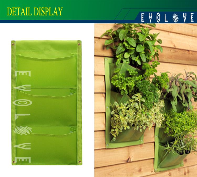 Vertical Garden Green Wall Blanket
