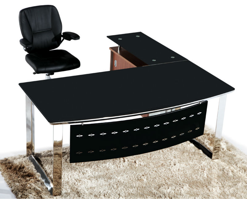 Tempered Glass Desk Cover Top Office Mr Db025