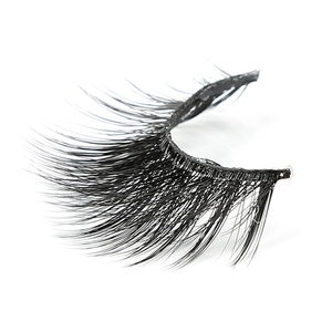 factory wholesale new style cheap price false 3d mink eyelash and custom magnetic lashes package box