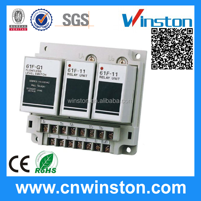 61F-G1 Electrical Digital Multi-function Liquid Level Control Floatless Relay with CE