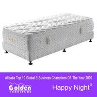 Super Hard Firm Spring bubble air mattress (8890#)