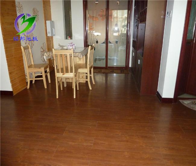 Patrón de madera piso hoja de pvc pisos de vinilo para uso en el ...