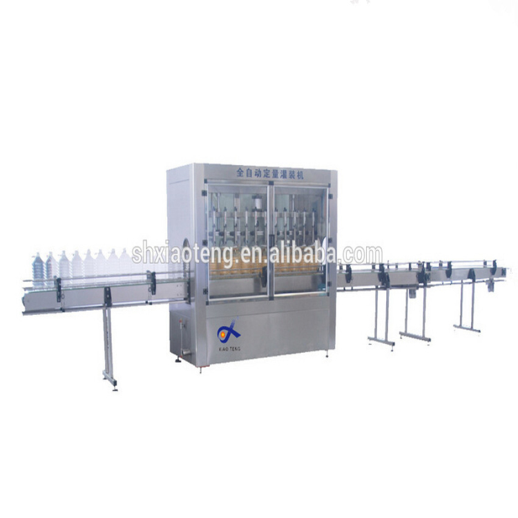 table top filling machine