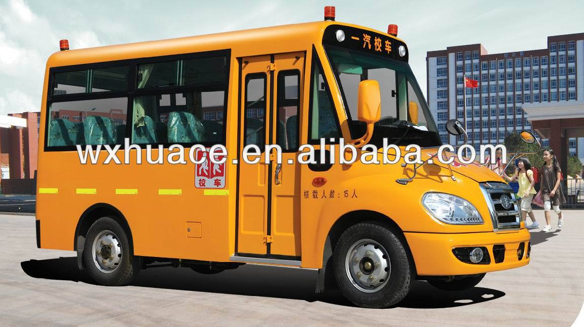 Yellow 15 Seater School Buses For Sale Hm6520 - Buy 15 Passengers Bus For  Sale,Die Cast School Bus,School Bus Product on Alibaba com