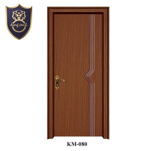Popular mdf flush door best price school doors and windows