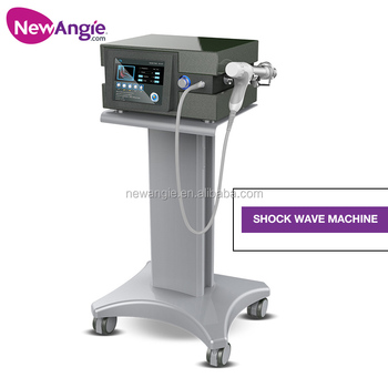 Hot extracorporeal shockwave therapy machine with ce