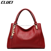 laptop tote bag office women bags brand genuine leather casual