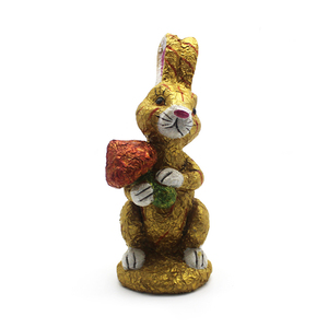 Resin craft easter bunny for decoration