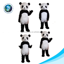 Panda mascot costume big panda toy adult panda costume