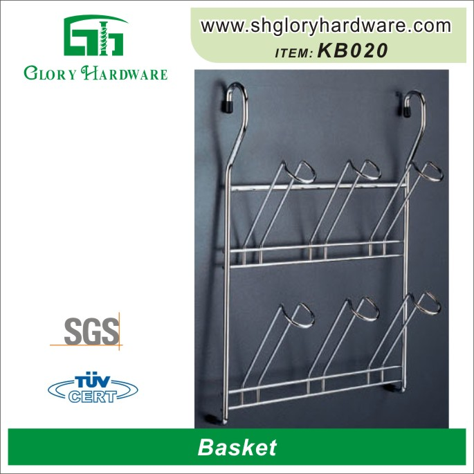Hot Sale High Quality Steel Metal Basket Stand