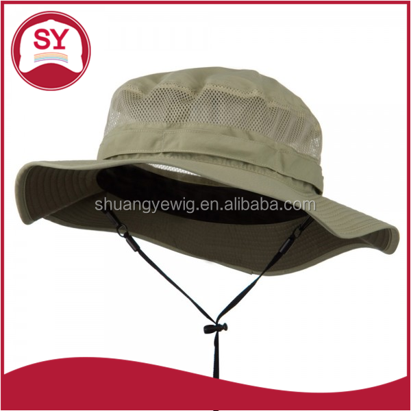 Stylish UV Rays Block Blank Bucket Hat