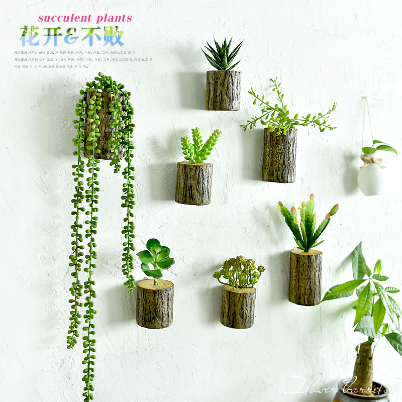 Decorative Plant Containers Silkflowers Plant