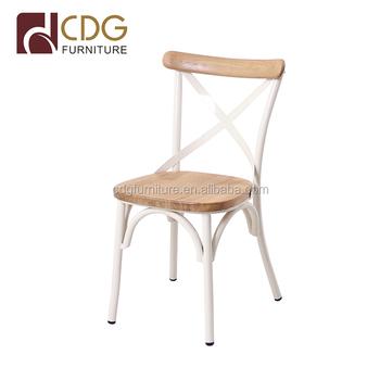 Madeleine Cross Back Side Chair