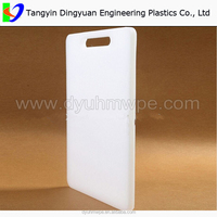 chopping board/ slip plastic cutting board/ uhmwpe sheet for food