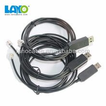 Factory wholesale pl2303 usb serial ttl cable