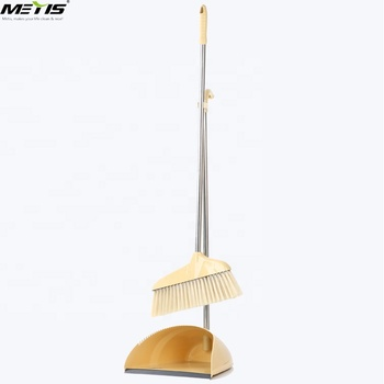 High sale plastic windproof dustpan set