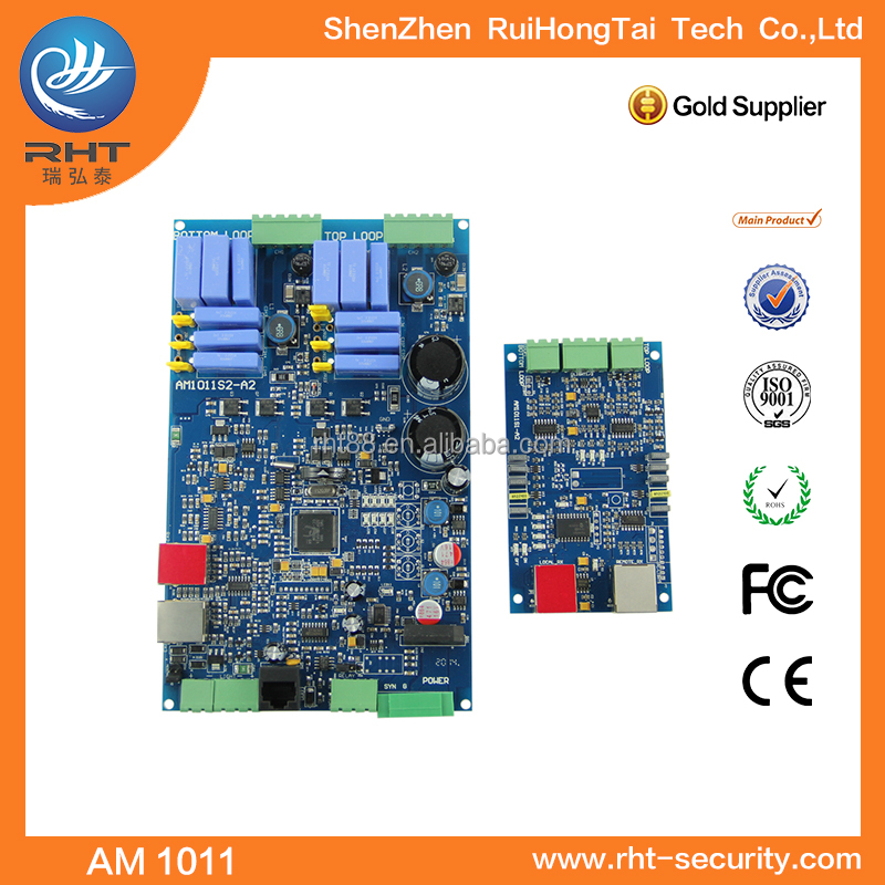 58khz dual am board eas system mother board stable performance am board system