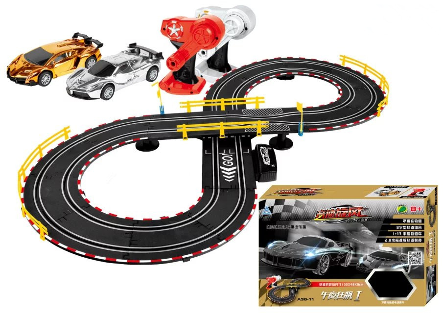 Electric Race Track Toys 75