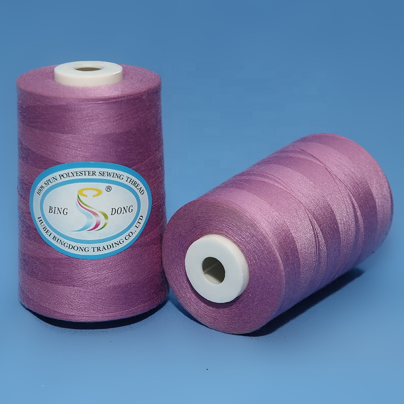 50/3 color high tenacty sewing thread for kumar shirts