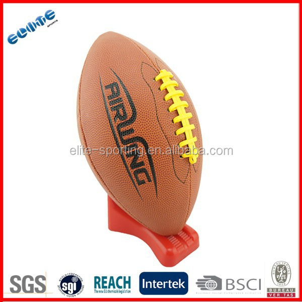Wholesale Leather mini american football on sale