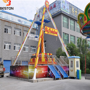 hot sale thrilling games rides amusement park carnival rides big hammer game