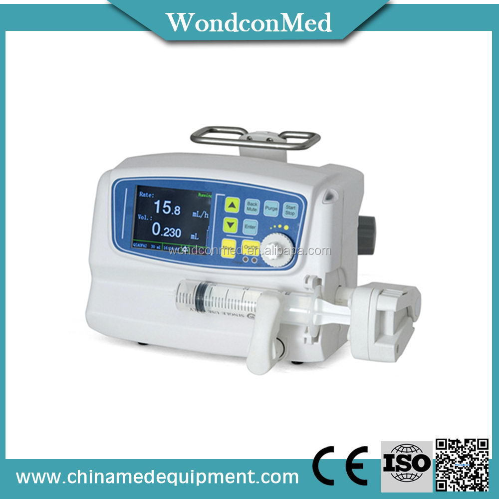Alibaba china top sell durable programmable syringe pump