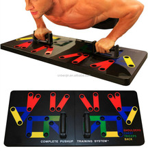Portable Fitness Press Push Up Push-Ups Board Chest Bar Utility Body Muscle Building Equipment