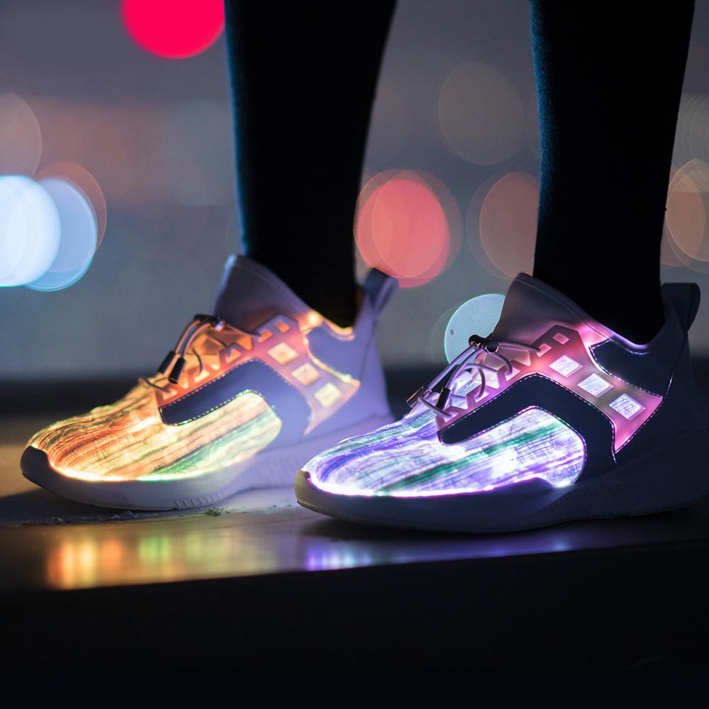 Light Led Colorful up shoes New Style O8wzE
