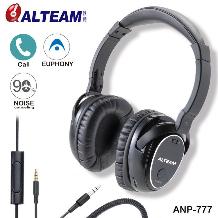 Euphony 3d Audio Sound Noise Cancelling Good Headphones For Music ...