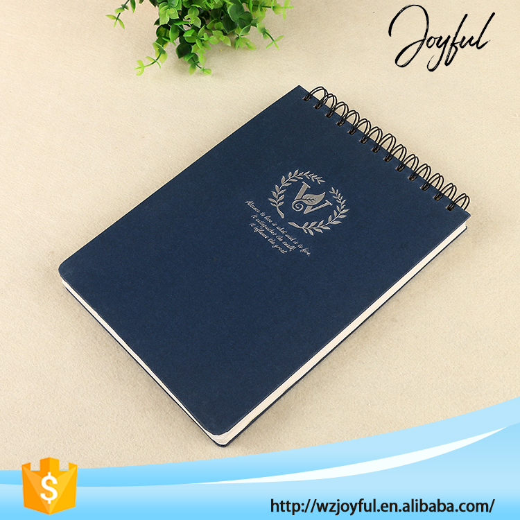 Custom promotion china school stationery high quality journal notebook