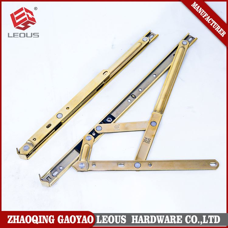 Stainless Steel Square Groove Friction Stay