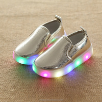 newest latest design of trendy glitter fashion baby boy shoes kid shoe sneaker 2017,cheap child led shoes from China factory