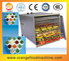 2015 hot sale stainless steel 10 layers industrial food dehydrator machine