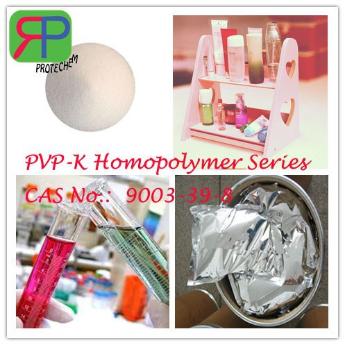 Cosmetic grade PVP K30 as film-forming agent from Chinese professional supplier