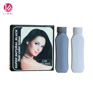 Hot sale super natural hair color chalk semi permanent hair color cream