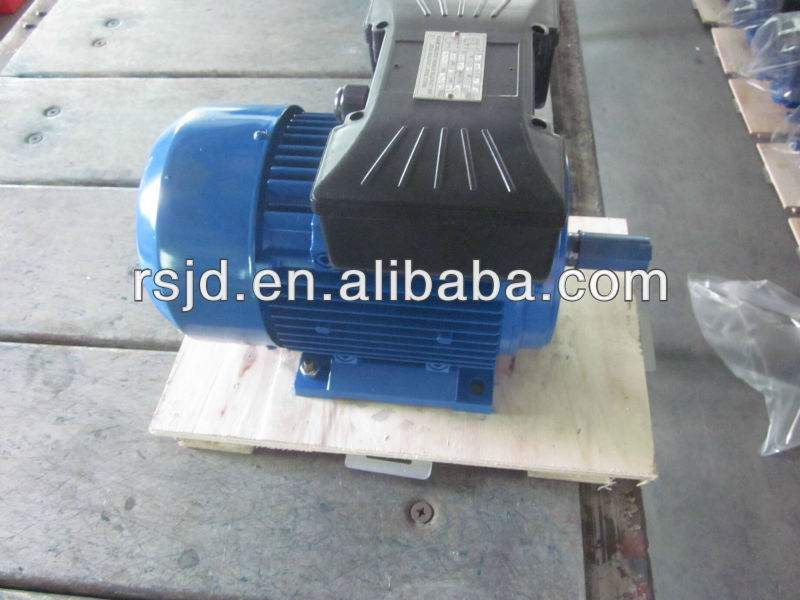 single phase 3 hp motor