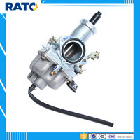 High performance carburetor for motorcycle generator