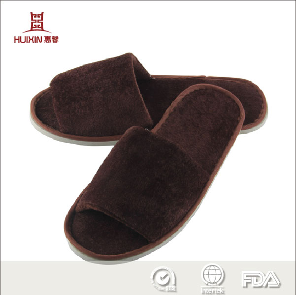 2017 best selling hotel eva slipper,good quality slipper for man,leather slipper
