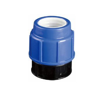 ERA New material PP Compression fitting PP Fitting End Cap