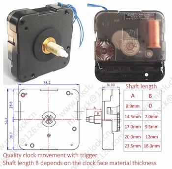 12888 Quartz Alarm Clock Movement For Chime Clock Buy