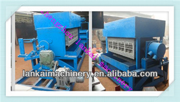 egg tray machine line/egg tray making machine/used paper egg pallet machine