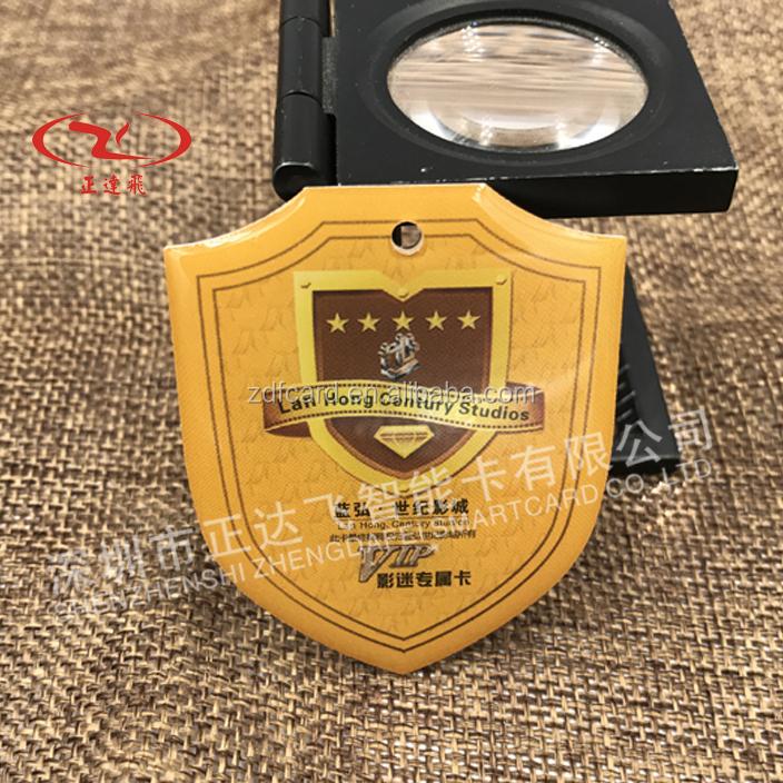 13.65Mhz RFID blocking card(2)