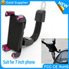 2 in 1 Function Handlebar GPS Bicycle Motorcyle Mobile CellPhone Holder For IPhone Bike Mount