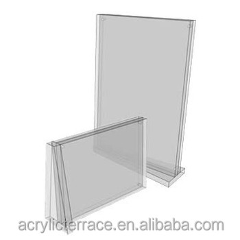 Clear Acrylic Magnetic Picture Frames / Blocks - Buy Acrylic Desk ...