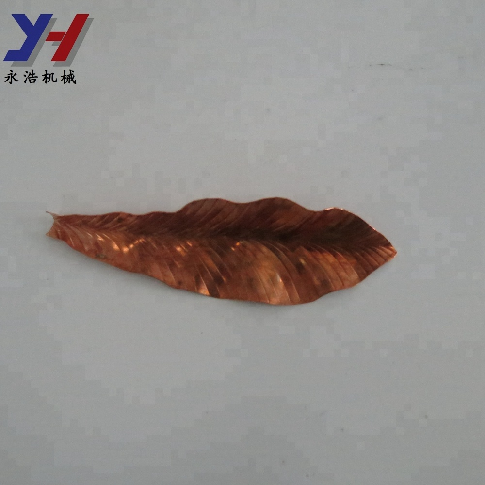 OEM ODM customized hot sale High quality Stamping copper leaf