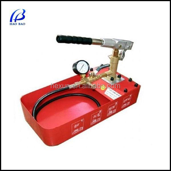 Made in china ZD-50-1 Hand Test Pump Measuring instrument