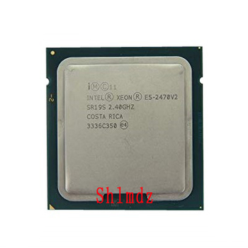Intel/Xeon E5-2470V2 2.4 G 10 Core 20 Thread 1356 Needle Processor cpu