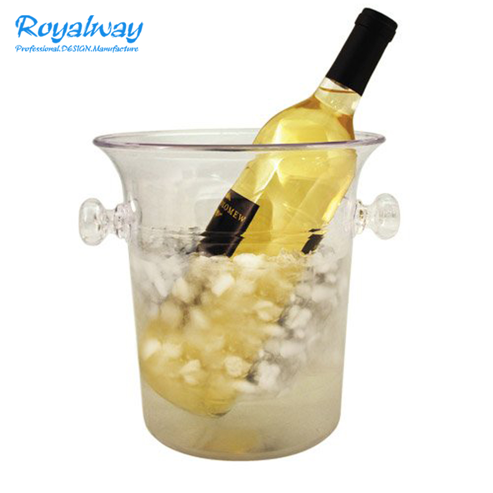 Royalway Hot Selling 20oz Plastic Double Wall Frosty Beer