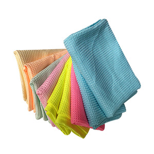 Hot selling high absorptionhigh quality microfiber cleaning cloth remove scratches from glasses,w5 cleaning products